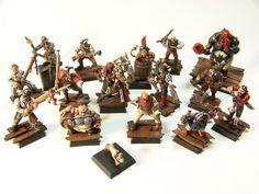 Reik pirates - warfo
