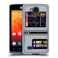 Official Star Trek Padd Gadgets TNG Soft Gel Case for LG Joy H221 *** Check out the image by visiting the link.