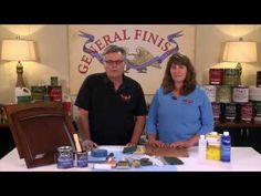 How to Update your Kitchen Cabinets with General Finishes Gel Stain - YouTube