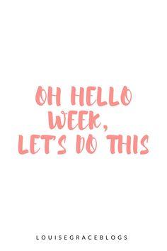 40 Fabulous Monday motivation quotes