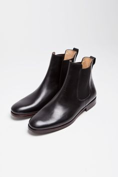 A.P.C Chelsea Boot