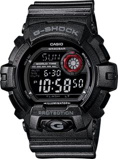 G8900SH-1 My Santa's gift for 2018. One of my Dream Watches. My first Big Bad Ass G-Shock. Thank You Santa.