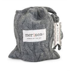 Amazon.com: Mer Sea Holiday Sea Pines Sweaterbag Candle: Home & Kitchen