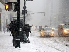 Aumenta a 20 vuelos cancelados desde y hacia RD por tormenta de nieve en EEUU