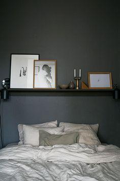 Ljuvlig minitrea med 9 smarta compact living-knep Scandinavian Apartment, Scandinavian Home, Decoration Inspiration, Interior Design Inspiration, Gravity Home, Compact Living, House Doctor, Design Furniture, Bedroom Styles