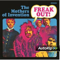 Frank Zappa - Freak Out! LP #christmas #gift #ideas #present #stocking #santa #music #records