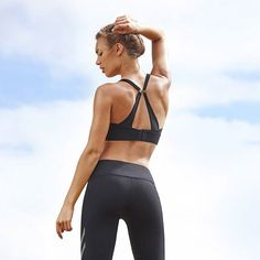 Have you seen our new High Intensity Sports Bra? It features an adjustable clip at the back as well as adjustable straps! Ideal for the workout warrior fighting to keep fit! #thisisactiveliving #lornajane #activeliving #movenourishbelieve