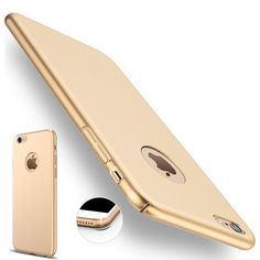 대한 iphone 7 plus iphone 7 케이스 골드 블랙 럭셔리 얇은 다시 하드 갑옷 케이스 apple iphone 6 6 s 5 5 초 se 커버 로고 액세서리