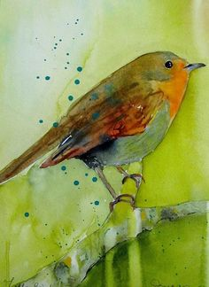 Jodie Apeseche   WATERCOLOR