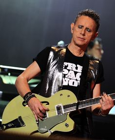 Martin Gore of Depeche Mode