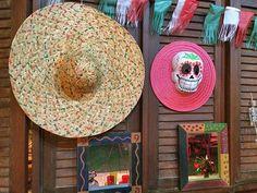 Festa mexicana: decoração e menu. Arriba! - Cantinho de Ná