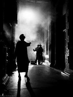 Shelton Muller, Photographer: Film Noir Workshop - Black Gets Blacker