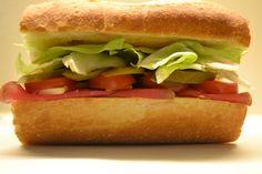 Bresaola Sandwich