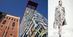 Мода и архитектура