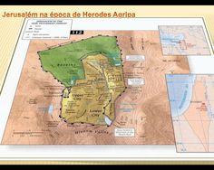 História e Geografia Bíblica: Muralhas