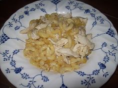 19th Century Cookery: Chicken and Maccaroni