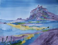 Lindisfarne Northumberland 2d Art, Watercolours, Paintings, Inspired, Pictures, Travel, Inspiration, Photos, Biblical Inspiration
