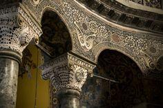 Hagia Sophia Pillars