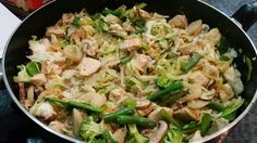 Recipe for Fitness: Champion Performance Recipe of the Week - EASY Stir Fry!