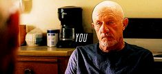 """When he saw straight through everyone and called them out on their shit. 
