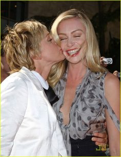 Ellen and Portia....they might end up with their own board...
