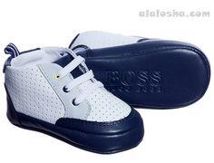 91ce7663b9609 ALALOSHA  VOGUE ENFANTS  Baby Boys Pre-Walker Shoes FW 14  hugoboss  boss   kids