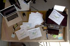 """""""The Messy Art of UX Sketching"""" by Peter Buick.    Great article with tips on sketching from a UX Designer with background in industrial design."""
