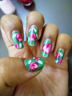 Nails of the Day Look 2