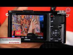 Cámara Digital Samsung NX210