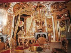 Audience Chamber  Linderhof Palace