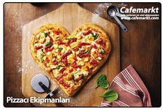 Pizza yapımı için gerekli olan tüm pizzacı ekipmanları Cafemarkt da Türkiye'nin her yerine kargo ile teslim. http://www.cafemarkt.com/arama?tip=1&word=pizza&kat=0&submit=Ara  Pizza ruleti,pizza tavası,pizza tepsisi,pizza tahtası,pizza küreği,pizza tabağı,pizza sunum