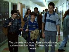 Freaks and geeks I love this show