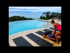 COSTA RICA (Oct/Dec): Petro Martynyuk & Gracious Living Fitness & Yoga Retreats