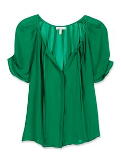 Emerald green - color of the year