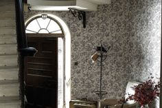 paris wallpaper on pinterest paris themed bedrooms vintage paris bedroom and paris themed. Black Bedroom Furniture Sets. Home Design Ideas