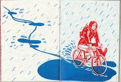 Bildresultat för illustration two colors