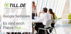 Seminare zur Google Werbung mit AdWords von TILL.DE