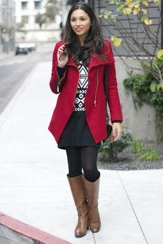Britt+Whit| Sweater Dress