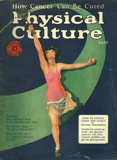 Physical Culture May 1926