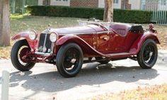 1931 Alfa Romeo 6C 1750 Gran Sport Spider