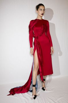Atelier Versace, Fall 2016 - Couture's Most Fabulous Backstage Photos - Photos