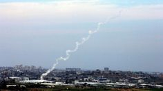 "2 Kassam rockets hit toward Israel shortly after fired by Palestinians in Gaza Iron dome is Raytheon, Hughes and RCA ain't 	Rafael Advanced Defense Systems Jackasses and Israel Aerospace Industries Dumbasses. WTF:""Iron Dome intercepted about 400 or 85 percent of rockets fired at Israel from Gaza during eight days of fighting in 2012"". Who're you fucking now?  Grassroots witnessed none intercepted.  To milk Mike Bloomberg sympathy and rip him off, IDF exhibited 35,000"