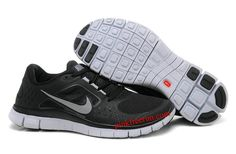 online store a45db b5570 Black Wolf Grey Reflective Silver Nike Free Run 3 Women s Running Shoes   Pink Free Run