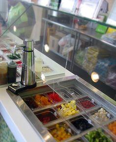 My favorite ice Cream shop. Yoghurtland! Yummie...