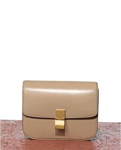 Céline Classic Medium in Box Calfskin Powder Celine Clutch ec6c36df0cc81