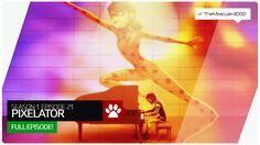 Miraculous: Tales of Ladybug & Cat Noir - Episode 21 - Pixelator (Full |...