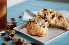 Single Serving Scone: a super easy scone recipe that can be made in a variety of flavors!