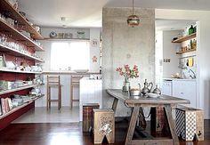 O banquinho artesanal transformado com design | Vila do Artesão