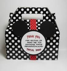 Items similar to Mickey Mouse Party Favor Box - Set of 15 on Etsy Mickey Mouse Party Favors, Fiesta Mickey Mouse, Mickey Mouse Clubhouse Birthday, Mickey Mouse Parties, Mickey Party, Mickey Mouse Birthday, 3rd Birthday Parties, 2nd Birthday, Birthday Ideas