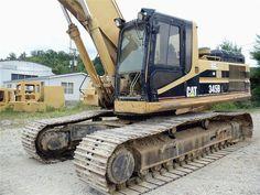 Premier Equipment, Inc - Caterpillar 345BL